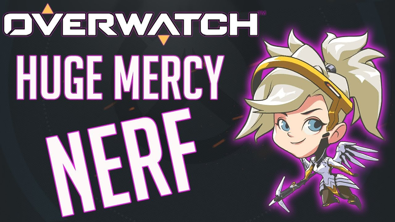Mercy And Junkrat Nerf
