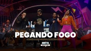 Baixar Anitta part. Psirico, Matheus & Kauan - Pegando Fogo | MÚSICA INÉDITA