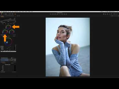 Capture One Pro 9 | Using the Color Balance Tool
