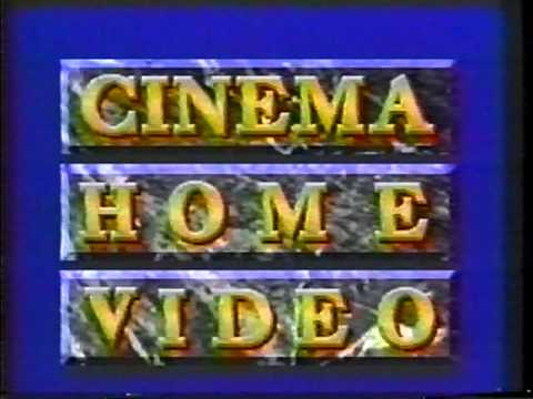 new product b0f8a d02fe VHS Companies From the 80 s  7 - CINEMA HOME VIDEO - YouTube