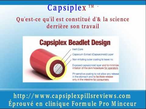 Capsiplex: meilleur Perte de poids pills pour les femmes