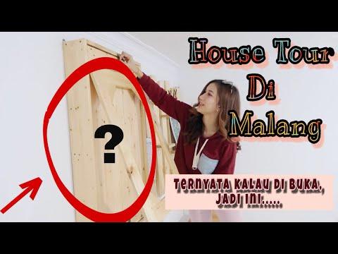 House Tour di Malang... Dari Luar Biasa Aja. Liat Isinya!