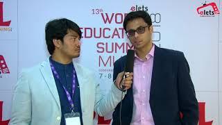 13th WES, Mumbai: Interview - Varun Khullar, VP Education, Paytm