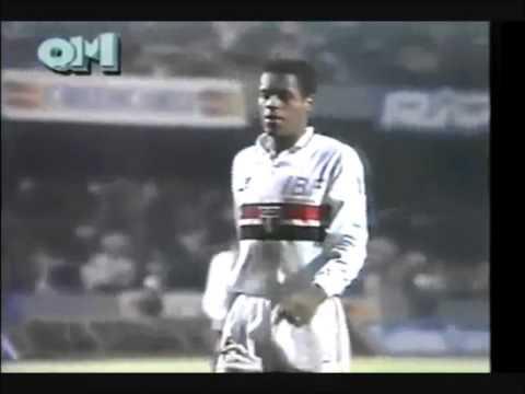 São Paulo 1 x 0 Newell's Old Boys (Copa Libertadores 1992)