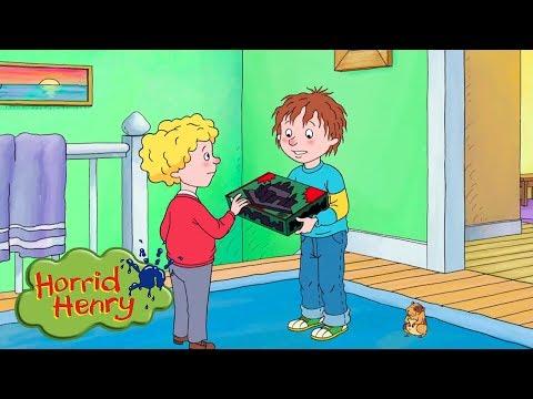 Horrid Henry - Too Many Toys | Cartoons For Children | Halloween Compilation | HFFE