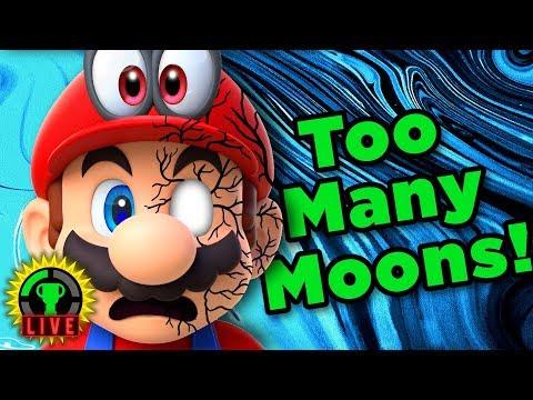 GTLive: Mario Takes New Donk City!   Super Mario Odyssey (Part 4)  - GTLive: Mario Takes New Donk City!   Super Mario Odyssey (Part 4)