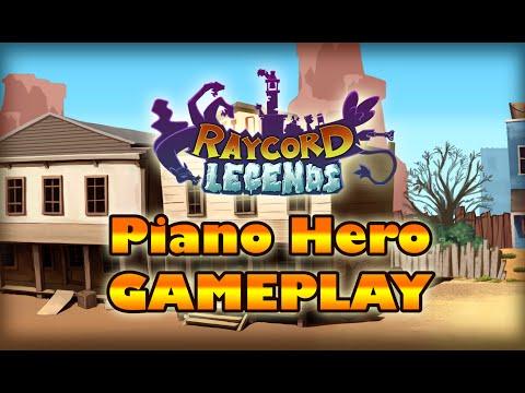 Raycord Legends - Piano Hero