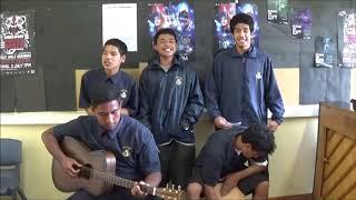 otahuhu college music department y10 comp 2018 praising his name