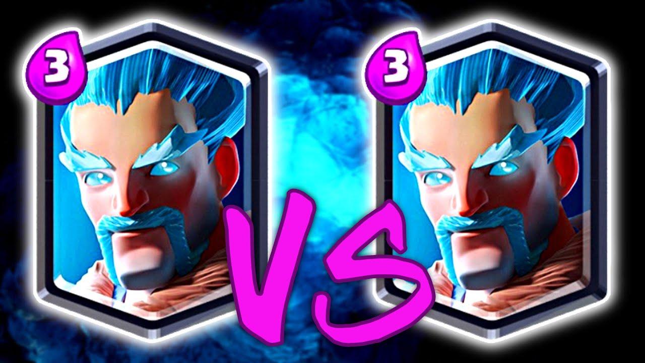 Guerre de sorciers de glace clash royale fr episode 13 for Deck clash royale sorcier de glace