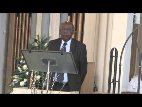 Late Michael Chilufya Sata's London Mass