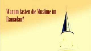 Warum fasten die Muslime im Ramadan?