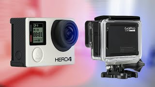 GoPro Hero4 CHDHX 401 Sports and Action Camera