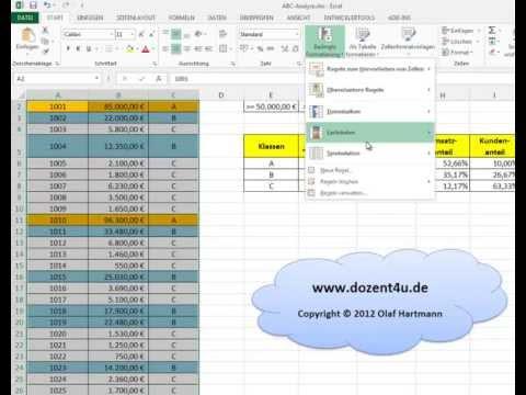 Einfache lineare Regression in Excel rechnen - Daten analysieren in Excel (7)из YouTube · Длительность: 8 мин