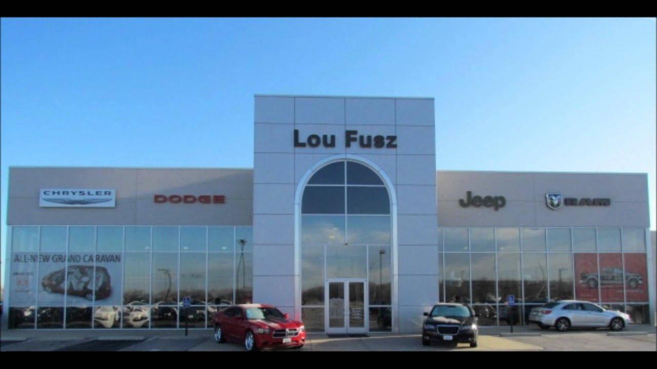Lou Fusz Chrysler Jeep Dodge Ram Youtube