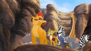 Karabo Mogane sings The Lion Guard!
