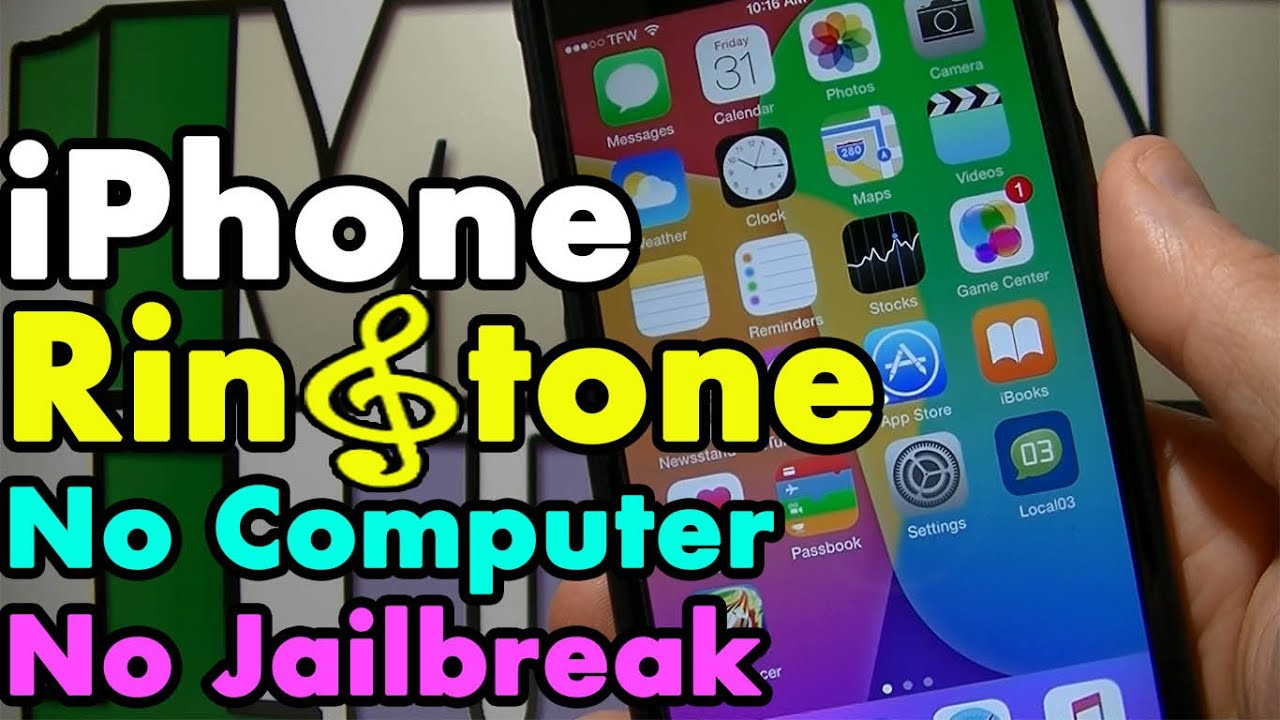 How to transfer ringtones from itunes to iphone | leawo tutorial.