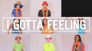 I Gotta Feeling Music Video