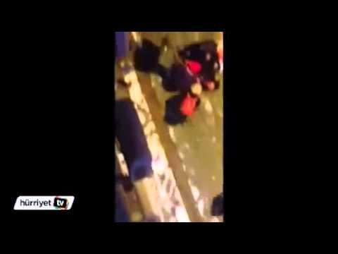 kar topu yüzünden adam bıçaklayan esnaf