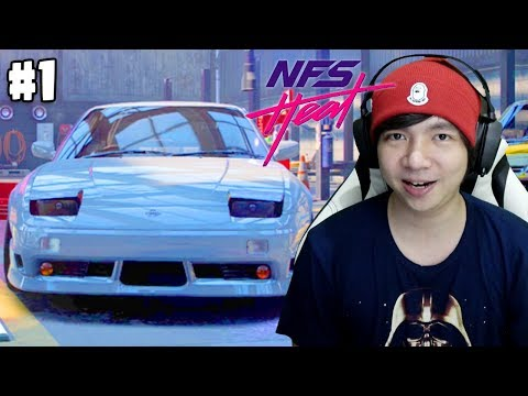 Jadi Anak Mobil Dolo - Need For Speed: Heat Indonesia - Part 1