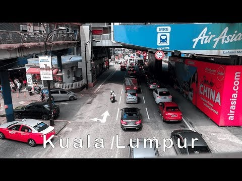 Scouting for photography locations in Kuala Lumpur!