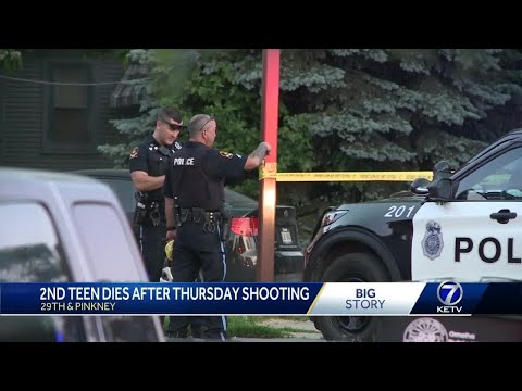 Second teen dies after Thursday shooting