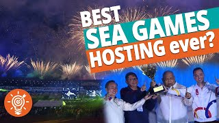 HIGHLIGHTS: 2019 SEA GAMES CLOSING CEREMONY | PHILIPPINES, THE BEST SEA GAMES HOST