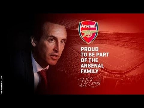 EMERY TO ARSENAL - THE PROS AND CONS | #WelcomeUnai