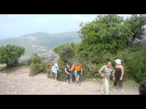 Caminada por Sant Llorenç de Munt 10-06-2012