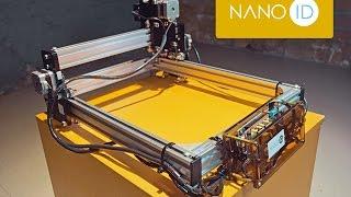 CNC Laser DIY Arduino - Ensamble