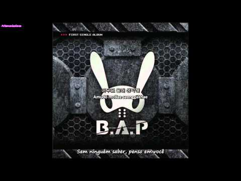 B.A.P Feat. Song Jieun (SECRET) - 비밀연애 (Secret Love) (Kor+Rom+Port)