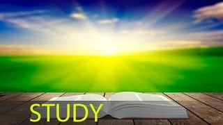 6 hour brain power study music: focus music, concentration music, studying music, work music ☯176