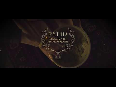 Pythia Reclaim the Divine Feminine @ Galerie Lottum, Berlin.