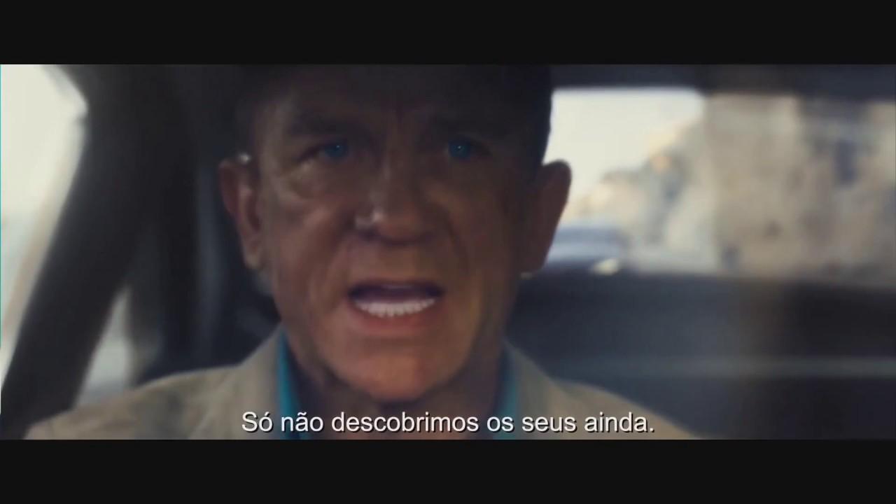 Download 007: Sem Tempo para Morrer - Oficial Trailer Legendado (Música Exclusiva)
