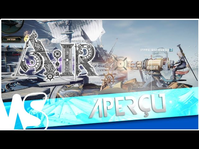 ASCENT INFINITE REALM [OBT TH] - Gameplay Airships