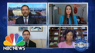 Mayor Of Pittsburgh To Journalists: 'No Going Back' On Police Reform | Meet The Press | NBC News