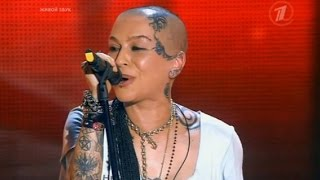 The Voice Russia - Nargiz Zakirova -