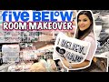 Gambar cover Five Below Room Makeover On A Budget!