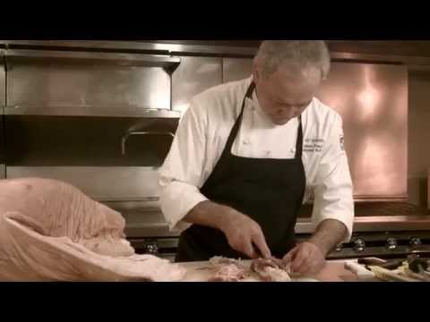 Four Seasons Baltimore - French Master Butcher Marc Pauvert
