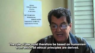 Oswaldo Payá: A Message to the Forum 2000 in Prague | 2011 Forum 2000