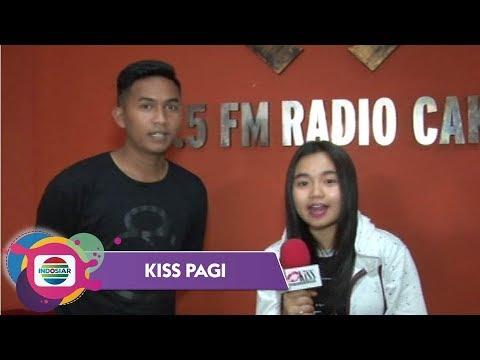 Serunya Aulia DA dan Ridwan LIDA Promosikan Semarak Indosiar di Kota Cimahi - Kiss Pagi