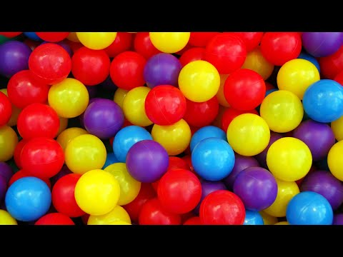 """""""the-ball-pit-show""""-for-learning-colors----children's-educational-video"""