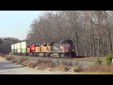 NS 217 at GTCC with a patched SP, UP, and NS 8114 11/29/14