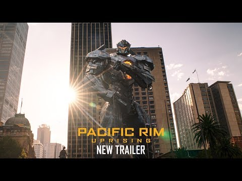 Pacific Rim Uprising - Official Full online 2 [HD]