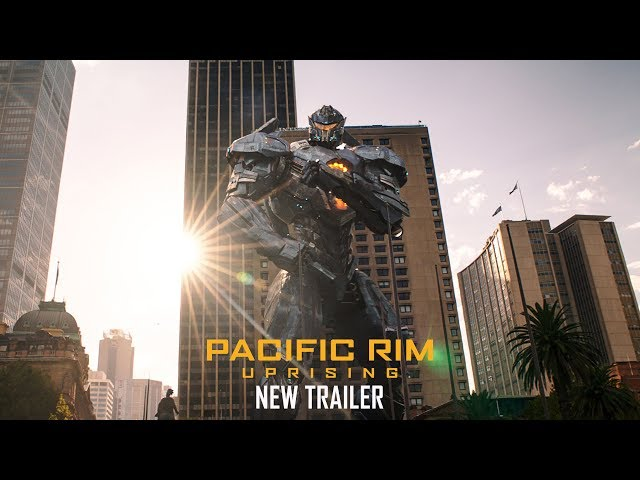 Pacific Rim Uprising - Official Trailer 2