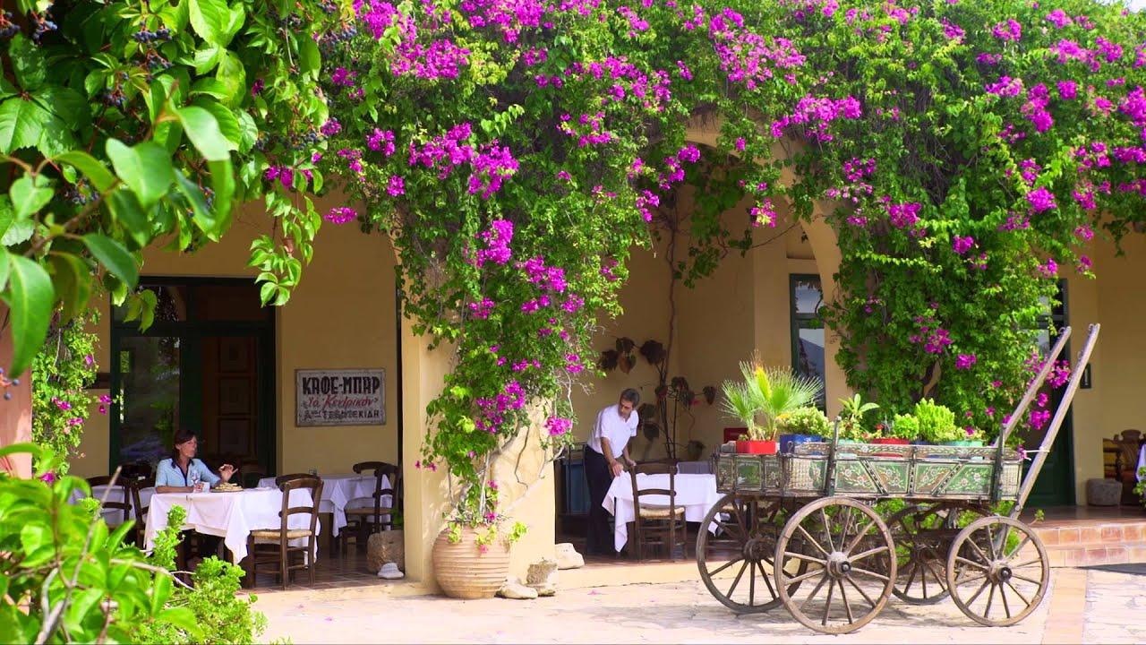 Candia Park Village Family Resort In Agios Nikolaos Crete Youtube