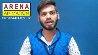 Arena Animation Gorakhpur - Vikas Gaur-3D-Animator-DQ Entertainment ,