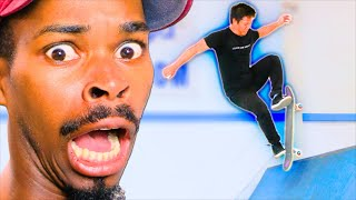 WORLD'S MOST UNIQUE SKATEBOARDING?! Ft. @Jason Park