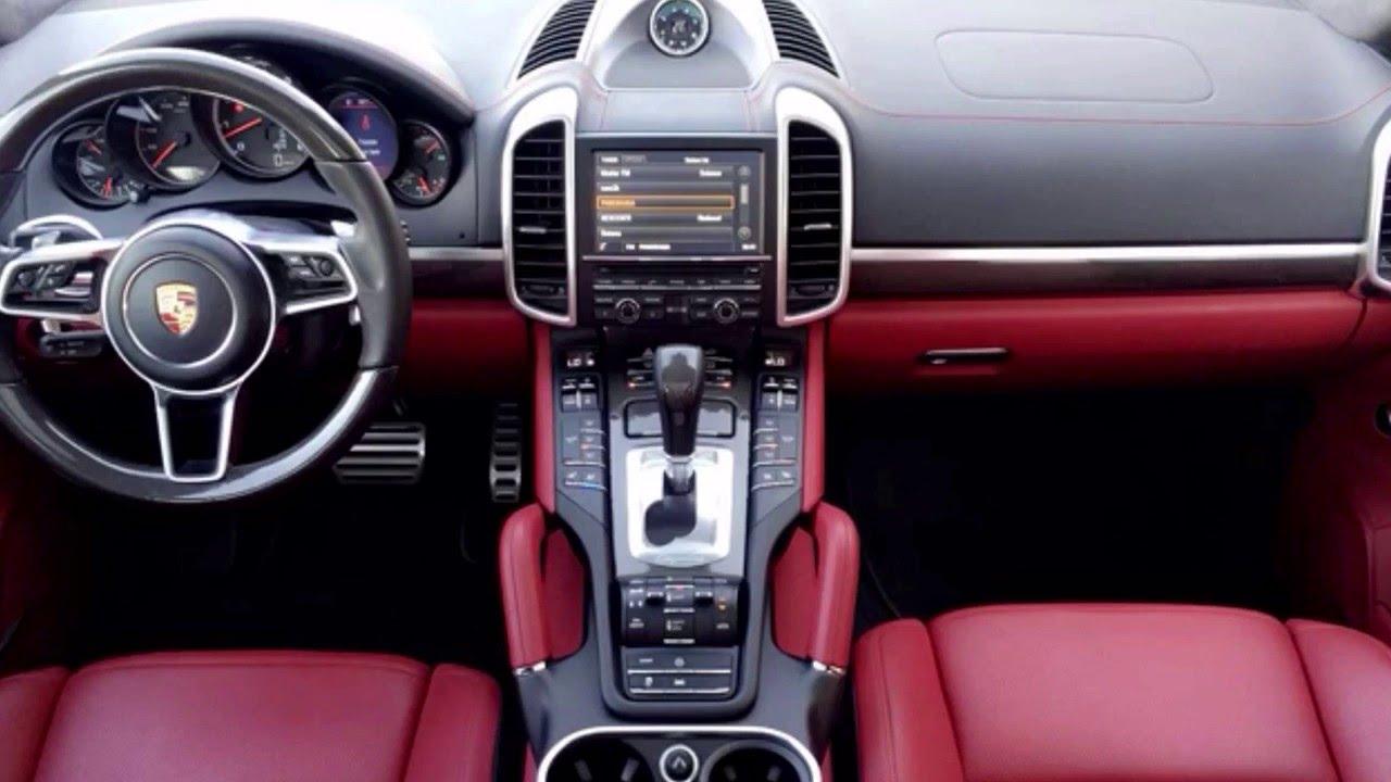 بورشه كيان توربو Porsche Cayenne Turbo 2016 Youtube