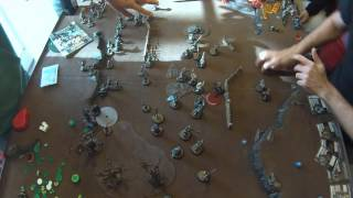 Steamroller 2014 July Semifinals - Walter P. (Asphyxious2) vs Bruno G. (Madrak2)