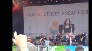 Manic Street Preachers - All We Make Is Entertainment.wmv